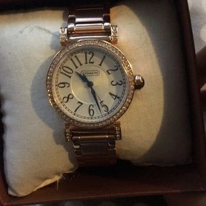 New with tags coach watch